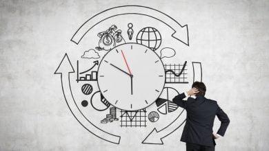تصویر مدیریت زمان در کار